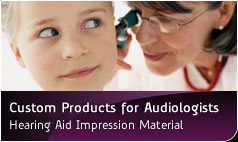 Custom Products for Audiologists