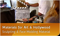 Materials for Art & Hollywood